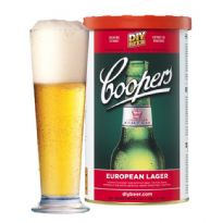 Coopers International European Lager 1.7kg Beer Kit